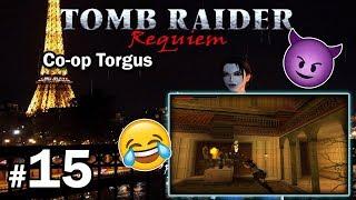 "[TRLE] Tomb Raider Requiem - Co-Op Torgus - LvL4 [3/4] - ""Hydry i alarmy"""