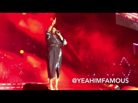 Monica , Jazmine Sullivan , Jill Scott , Solange , Mary J Blige & Chaka Khan Live Essence Festival