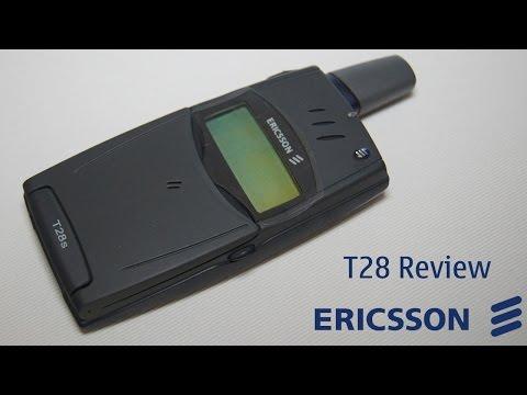 Phone Nostalgia Episode 1: Ericsson T28 Review