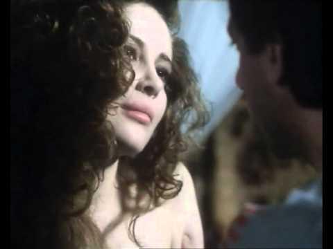 La meravigliosa Francesca Dellera nel film