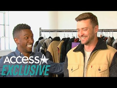 Justin Timberlake Gives Scott Evans A Head-To-Toe Fresh Leaves Fashion Makeover thumbnail