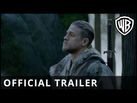 King Arthur: Legend of the Sword - Official Trailer - Warner Bros. UK