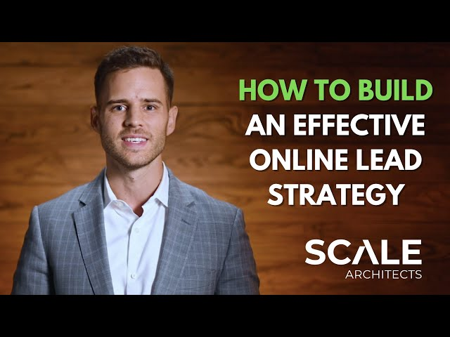 The 3 phases to build an effective online lead strategy
