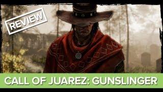 Call of Juarez: Gunslinger Gameplay Review - XBLA Cowboy FPS