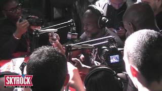 """La ligue Kery James, Youssoupha et Medine """"Contre nous"""" en live dans Planète Rap"""