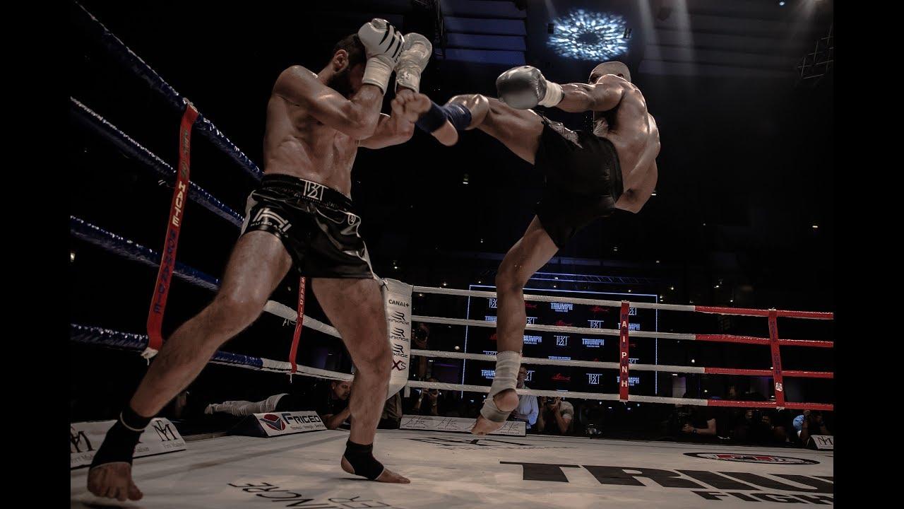 KICKBOXING (K1) Cyril Benzaquen VS Mbamba Cauwenbergh