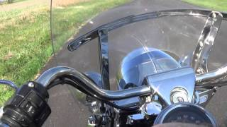 1994 Harley Road King Country Ride