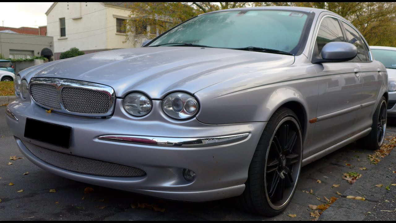 Jaguar XType X V All Wheel Drive Saloon Inch - All wheel drive jaguar