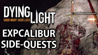 Dying Light - EXPCalibur e Side-Quests!! [ PC - Gameplay ]