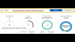 Link Tl Para Kazanma DEV TAKTİK (Günde 15Tl)