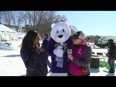 Advice for 1st Time Polar Plungers from Special Olympics Wisconsin Coordinator
