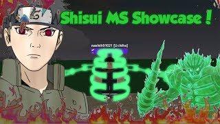 SHISUI MANGEKYOU SHARINGAN SHOWCASE! *Full Susanoo* | NGA | Roblox