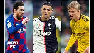 Lionel Messi, Cristiano Ronaldo or Erling Haaland: Who had the best week? | ESPN FC