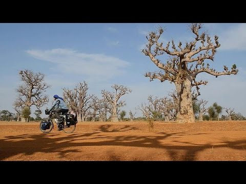 Cycling through West Africa 1/2 (Senegal, Gambia, Guinea-Bissau, Guinea)