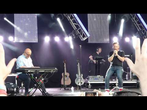 Martin Smith & Tim Jupp: Thank You For Saving Me - Live at Big Church Day Out 2018