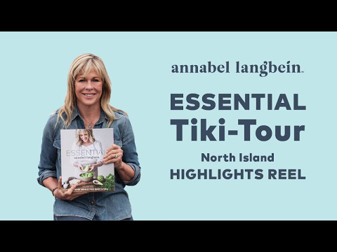 Annabel Langbeins' ESSENTIAL Tiki Tour Highlight Reel