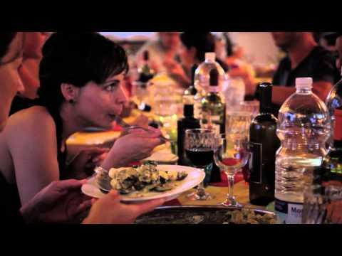 Typical Tuscan Food - San Gimignano