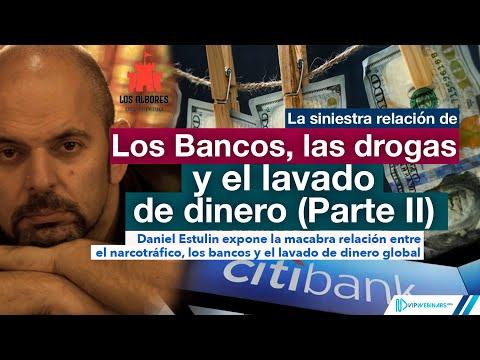 Relación entre Bancos, Narcotráfico y el Lavado de Dinero- Daniel Estulin (Parte II)