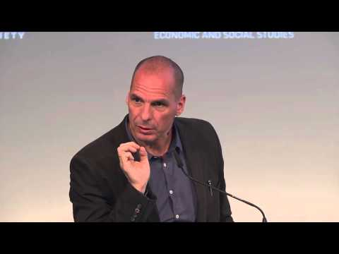 Yanis Varoufakis: Basic Income is a Necessity