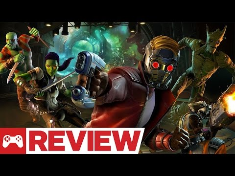 Marvel's Guardians of the Galaxy: A Telltale Game Series Ep. One: Tangled Up in Blue Review