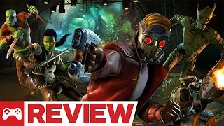 Marvel's Guardians of the Galaxy: A Telltale Game Series Ep. One: Tangled Up in Blue Review (Video Game Video Review)