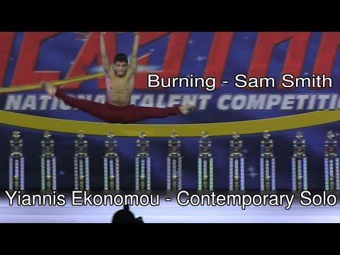 Sam Smith - Burning | Yiannis Ekonomou | Marinda Davis Choreography | Xtreme Dance Force
