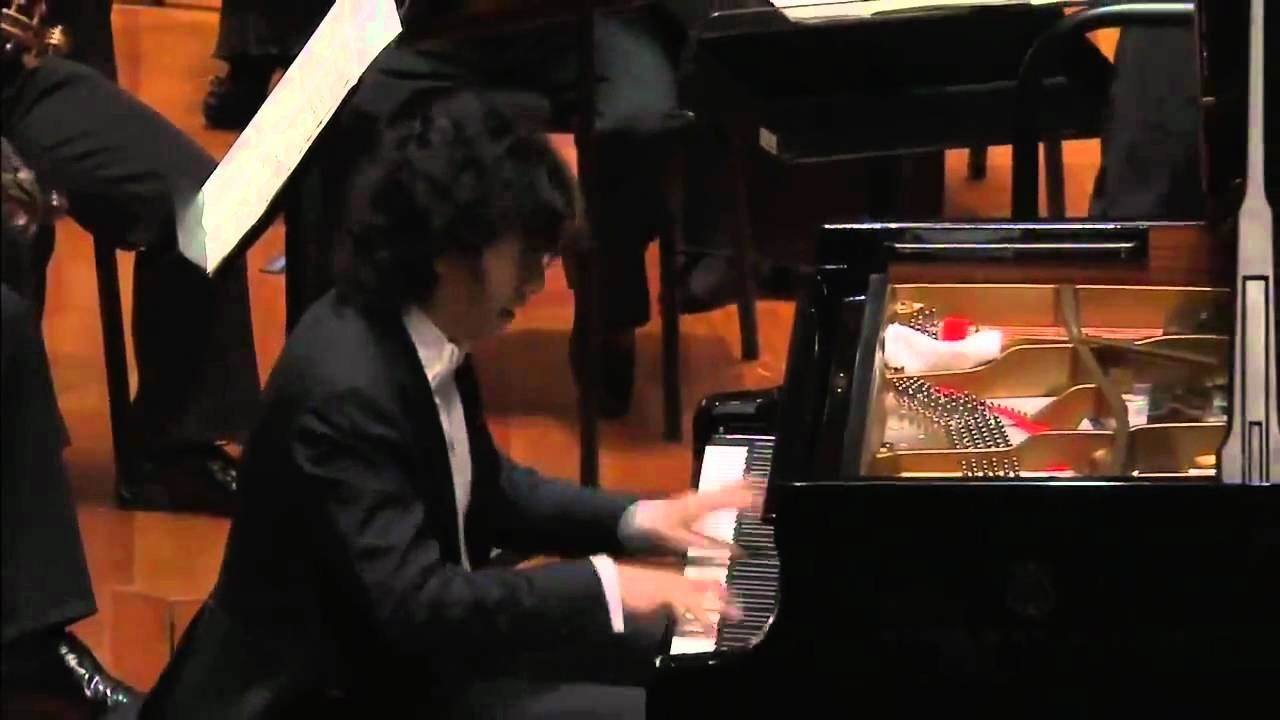 Yundi Li Plays Franz Liszt, Piano Concerto No. 1 in E-flat Major.mp4