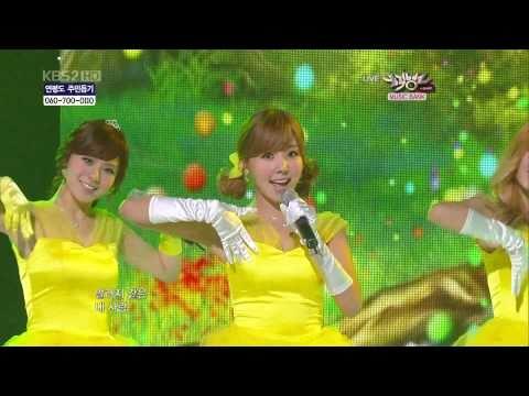 [1080 HD LIVE] Orange Caramel (오렌지 캬라멜) - A~ing♡ (아잉♡) [Dec 03, 2010]