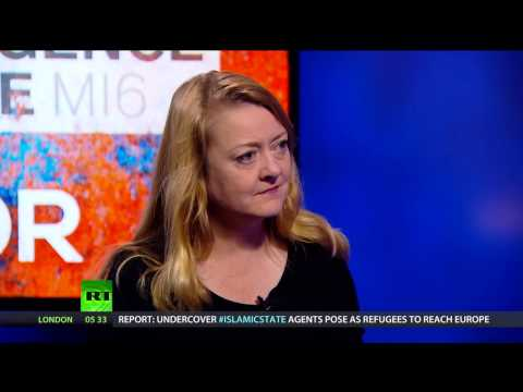 Former MI5 agent Annie Machon on UK's 'diabolical responsibility' for ISIS