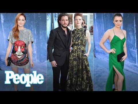'Game Of Thrones' Cast Tease Season 7 Details, Possible Reunions & More | People NOW | People