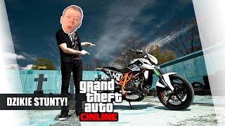 GTA Online Po Polsku - Dzikie Stuny /Paveł || Plaga