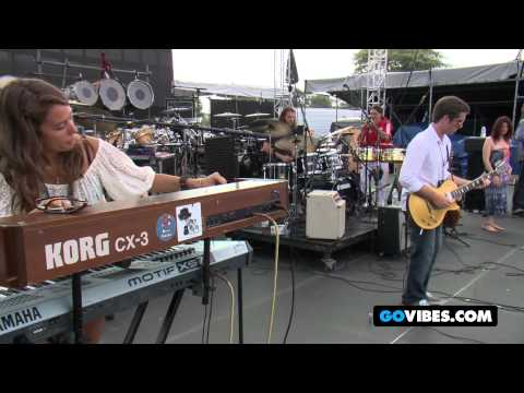 """Quincy Mumford Performs """"My Friend"""" at Gathering of the Vibes Music Festival 2012"""