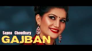 Sapna Choudhary |Gajban | Vishvajeet Choudhary | New Haryanvi Songs 2019 | St Studios | Ditto Music