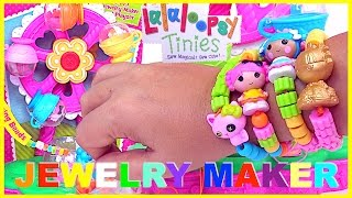 Lalaloopsy Tinies 2-in-1 Jewelry Maker Playset - Kids' Toys