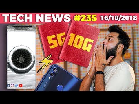 Mi Mix 3 w/ 5G & 10GB RAM, Nokia X7 Price, Honor 8X, Lenovo K9, Mate 20 Series,Realme Sales-TTN#235