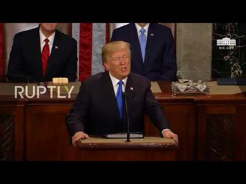 USA: 'China and Russia our rivals, challenge our interests' - Trump