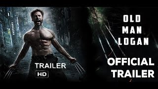 LOGAN Trailer #2 (2018) Wolverine 3 Movie, Hugh Jackman (FanMade)