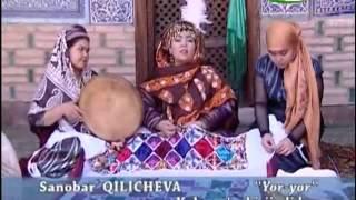 Uzbek song  Horezm song Узбекская песня Хорезмская песня Ёр ёр халпа Санобар Кличева