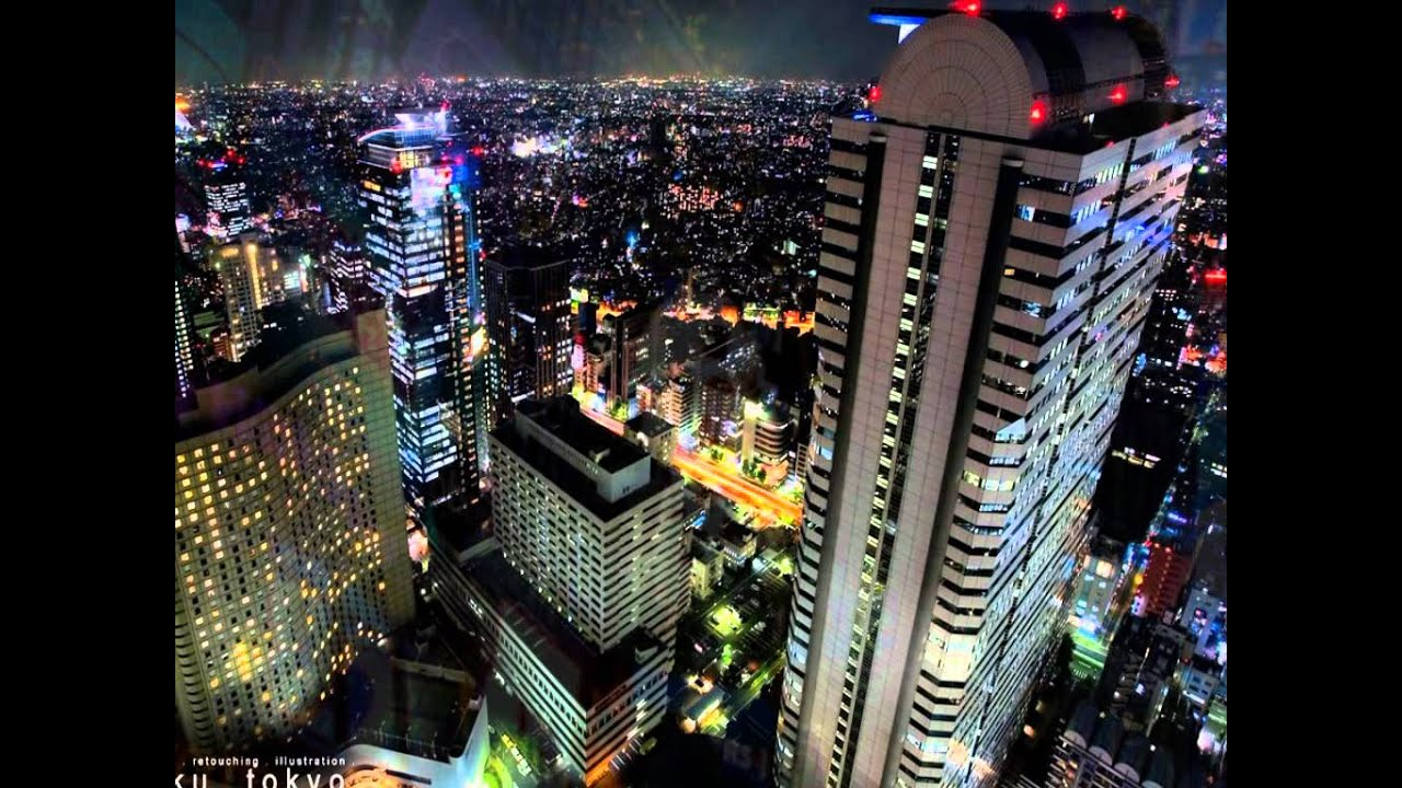 Paisajes Wallpapers Full Hd Ciudades Del Mundo Nocturnas Chillout Trance Concept