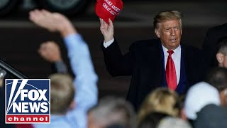 Trump holds 'Great American Comeback' event in Ohio