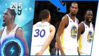 Kevin Durant Goes OFF In Game 3 AGAIN!