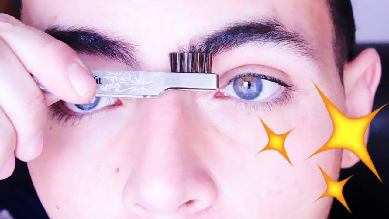 Cejas De Hombre tutorial para cejas perfectas hombre | diego dom