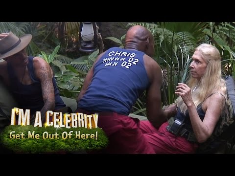Chris Eubank And Kieron Dyer Stand Up To Lady C | I'm A Celebrity... Get Me Out Of Here!