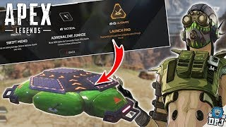 Apex Legends: NEW OCTANE LAUNCH PAD GAMEPLAY - Season 1 / Battle Pass Coming Soon?