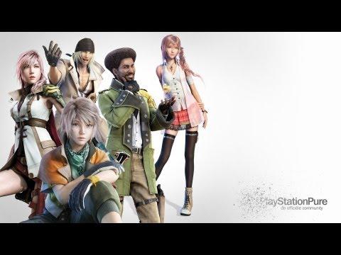 Final Fantasy XIII Misión 63 - Germina el malestar (Guante de Genji)