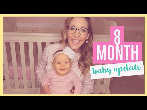 8 MONTH BABY + POSTPARTUM UPDATE | maternity weight loss and anxiety