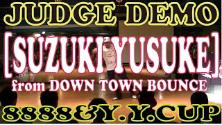 judge move suzuki yusuke from down town bounce