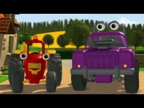 Traktor Tom - 02 Забављач Том (пуна епизода - српски)
