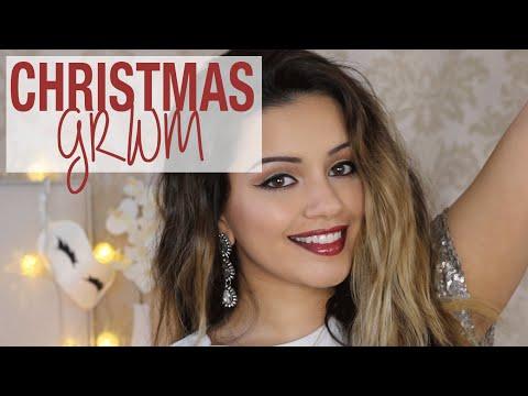 Tutorial | Christmas GRWM w/ Feel Unique | Kaushal Beauty ad