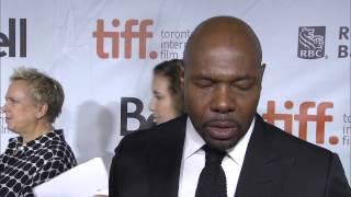 The Equalizer: Director Antoine Fuqua TIFF Movie Premiere Gala Interview